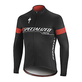 Specialized ELEMENT SL TEAM EXPERT JERSEY LS BLK L