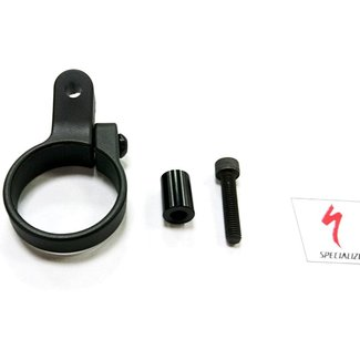 Specialized DIVERGE CARBON MODEL SEAT TUBE FENDER CLAMP SET, INCLUDE CLAMP, BOLT, NUT AND SPACER