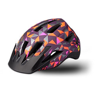 Specialized SHUFFLE LED SB HLMT MIPS CE CAST BERRY GEO CHLD