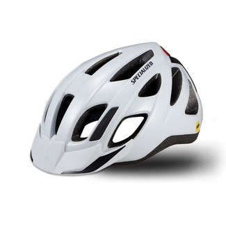 Specialized CENTRO LED HLMT MIPS CE WHT ADLT