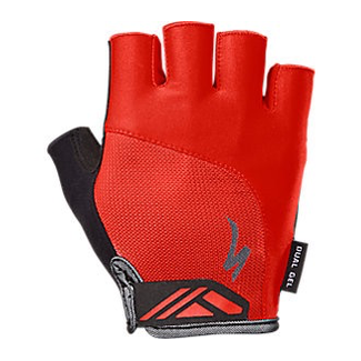 Specialized SPECIALIZED BODY GEOMETRY DUAL GEL GLOVE RED MEDIUM