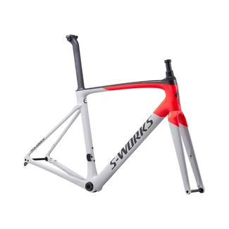 Specialized ROUBAIX SW FRMSET DOVGRY / RKTRED / BLK 56