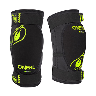 ONEAL O'NEAL DIRT KNEE GUARD NEON YELLOW M