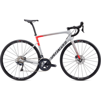 Specialized TARMAC SL6 COMP DISC DOVGRY/RKTRED/TARBLK 61