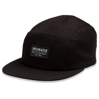 Specialized NEW ERA 5 PANEL HAT SPECIALIZED BLK OSFA