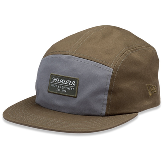 Specialized NEW ERA 5 PANEL HAT SPECIALIZED OAKGRN/GRY OSFA