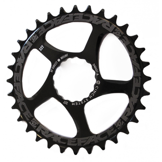 Race Face RACE FACE CHAINRING CINCH 10/11/12-SPEED 30T BLK