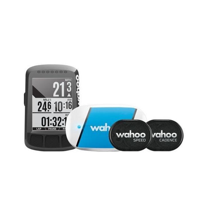 Wahoo Fitness WAHOO ELEMENT BOLT BOLT BUNDLE 2 (W/GRAY TICKR II)