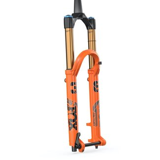 "FOX RACING SHOX 36 Factory 29"" orange 160mm Grip2 44mm Offset 2021"