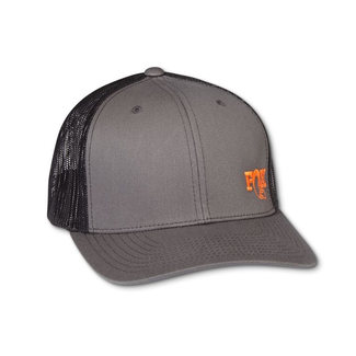 FOX TRACK TRUCKER 2.0 BLK/GREY