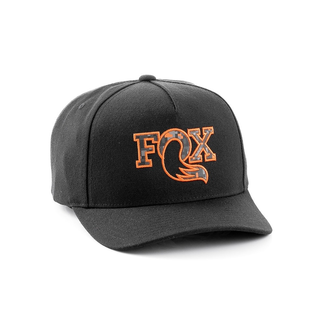 FOX DIGICAM CURVED BILL HAT BLK