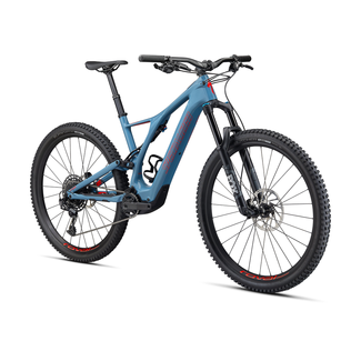 Specialized LEVO SL COMP CARBON STRMGRY/RKTRED XL