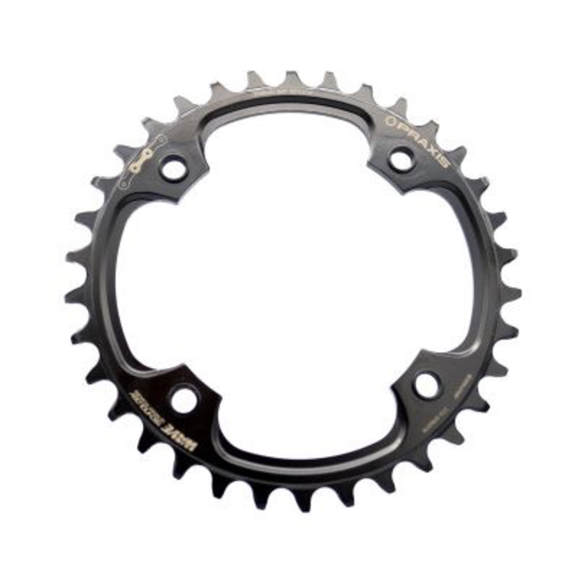 Specialized CHAINRING ERING STEEL WAVE MTB 1X 34Z. 10- / 11- / 12-SPEED LK4X104 WITH THREAD