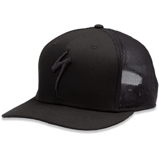 Specialized NEW ERA TRUCKER HAT S-LOGO BLK OSFA