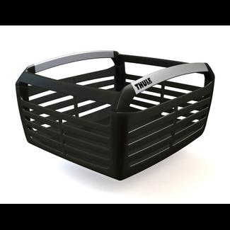 THULE Pack`n Pedal, Basket sw-alu,39x30x20 cm