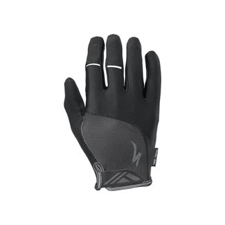 Specialized BG DUAL GEL GLOVE LF BLK MEDIUM