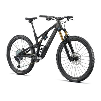Specialized STUMPJUMPER EVO S-WORKS CARB / BLK / BRSHBLKCP S4