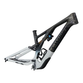 Specialized STUMPJUMPER EVO S-WORKS FRAME WHT / BLK / CARB S4