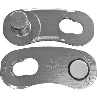 Sram 12x SRAM Kettenverschloss Power Lock, 12-fach Ketten silber
