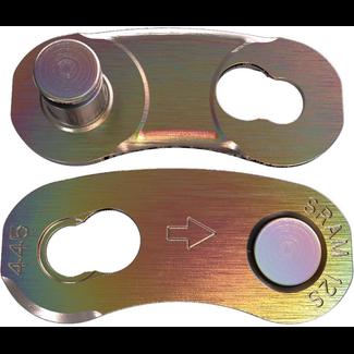 12x SRAM chain lock Power Lock, 12-speed chains rainbow