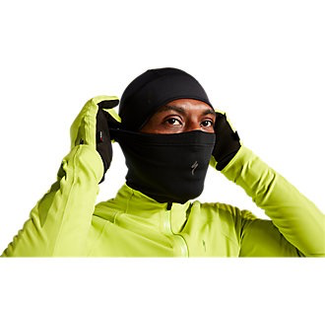 Specialized PRIME-SERIES THERMAL NECK GAITER BLK OSFA