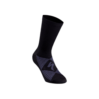 Specialized SPECIALIZED MERINO WOOL SOCK BLK LARGE (43-45)