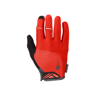 Specialized BG DUAL GEL GLOVE LF RED M