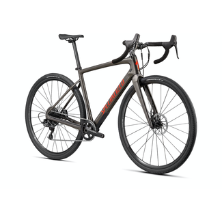 Specialized DIVERGE CARBON SMK/REDWD/CHRM 58