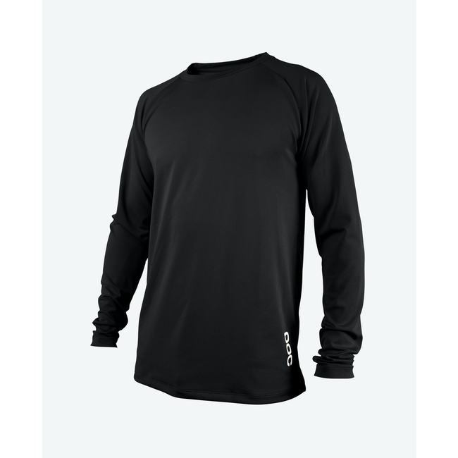 POC POC ESSENTIAL DH LS JERSEY MEDIUM black
