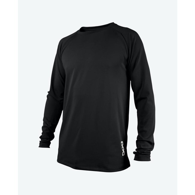 POC POC ESSENTIAL DH LS JERSEY LARGE black