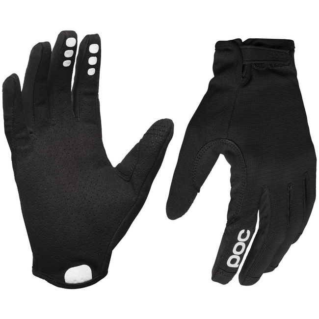 POC POC RESISTANCE ENDURO ADJUSTABLE GLOVE MEDIUM black