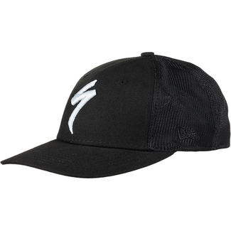 Specialized NEW ERA TRUCKER HAT S-LOGO BLACK GREY