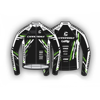 Cannondale CANNONDALE FACTORY TEAM THERMAL LONG SLEEVE TRIKOT, CFR, 4-L