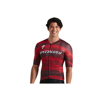 Specialized SL R TEAM JERSEY SS BLK/RED L