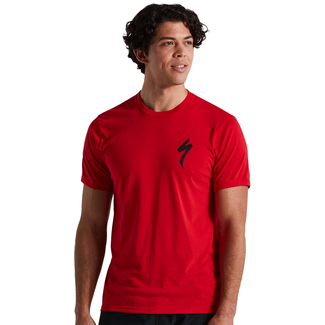 Specialized S-LOGO TEE SS MEN FLORED M
