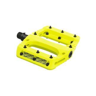 SIXPACK-RACING SIXPACK MENACE PA Pedale neon-gelb
