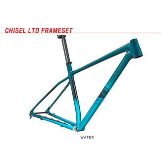 Specialized CHISEL LIMITED FRAME SET WATER Large