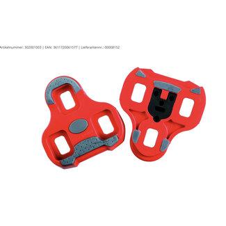 LOOK pedal cleats Keo Grip red pair