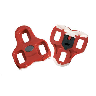 LOOK pedal plates Keo red pair