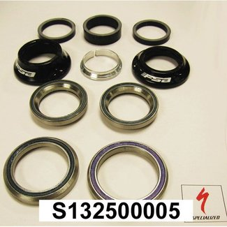 Specialized SPECIALIZED TAX KIT ROUBAIX SL4 SW / PRO / EXPERT HEADSET W / 10 & 15MM CARBON SPACERS & ALL SIZES OF LOWER BEARINGS