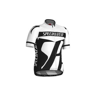 Specialized SPECIALIZED PRO RACING JERSEY SS WHT/BLK M