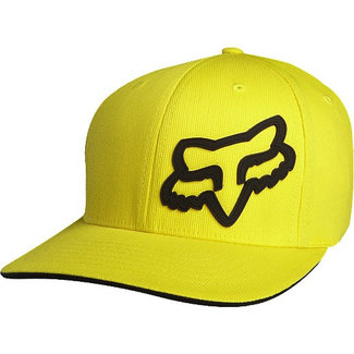 FOX BOYS Signature FlexFit Hat  yellow one size