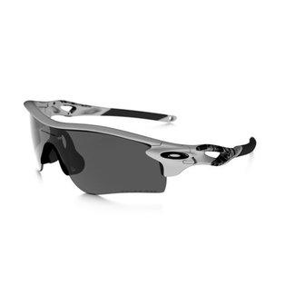 OAKLEY POLARIZED RADARLOCK䋢 PATH䋢 matt white / grey polarized