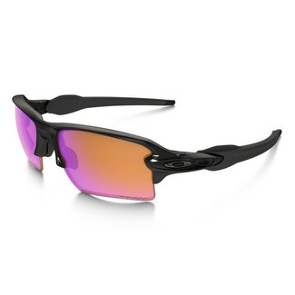 OAKLEY FLAK 2.0 XL Polished Black / Prizm Trail