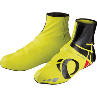 PEARL IZUMI PRO BARRIER WXB SHOE COVER SCREAMING YELLOW Large