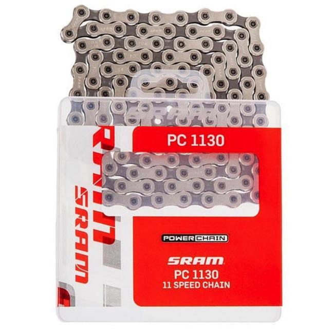 Sram 11x SRAM Kette PC 1130, 11-fach, inkl. PowerLock, 114 Glieder