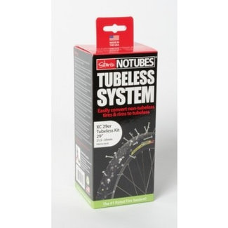 NOTUBES Tubeless System Kit für 29er, Cross Country Felgen