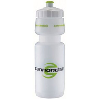 Cannondale CANNONDALE Logo Waterbottle clear 0,8Ltr