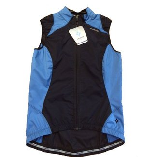 Specialized SPECIALIZED DAMEN DEFLECT VEST BLK/BLUE Medium