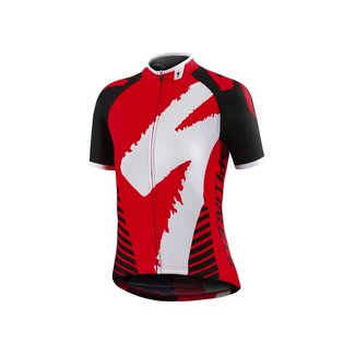 Specialized SPECIALIZED KID COMP RACING JERSEY SS RED M 9/10 Jahre
